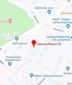 Nowy Sącz, ul. Tadeusza Rejtana 18